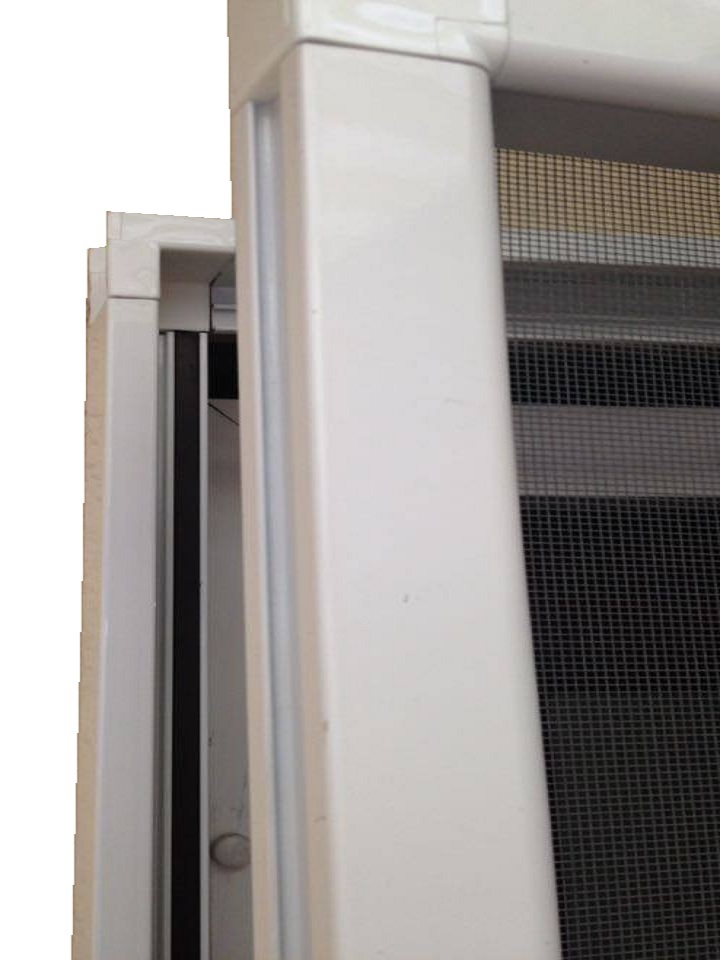 Industrial Screen Door