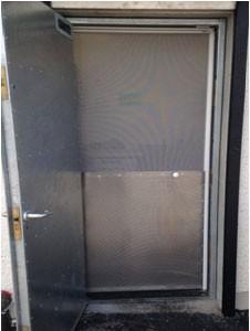 Hi-Spec Screen Door & Business Door Screens Archives - Goss Flyscreens